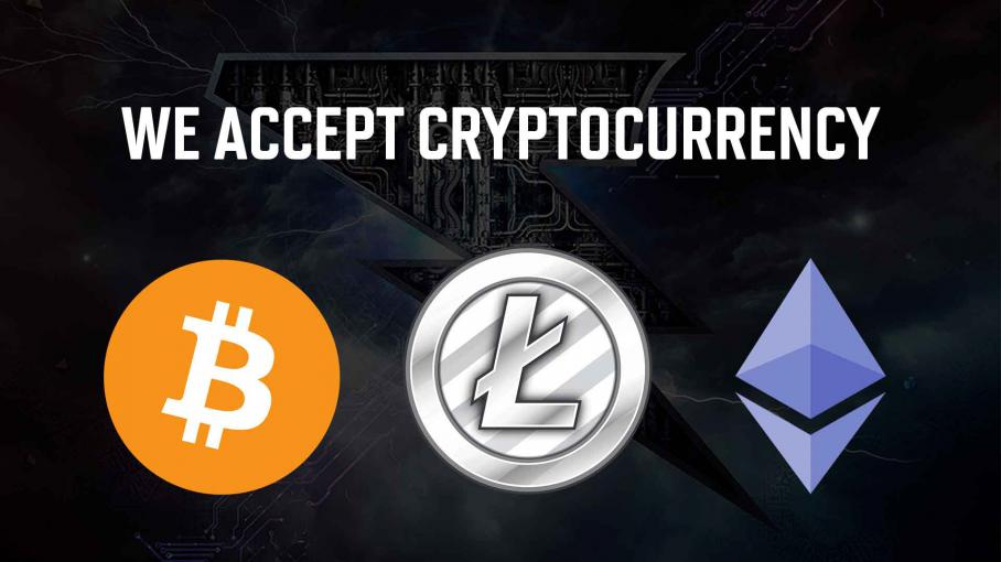 Accept Crypto Currency for Business