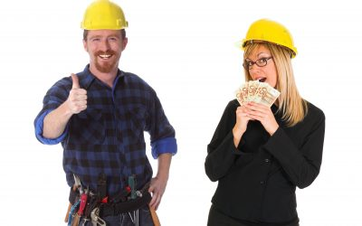 Tradesmen: Make it easier for customers to pay