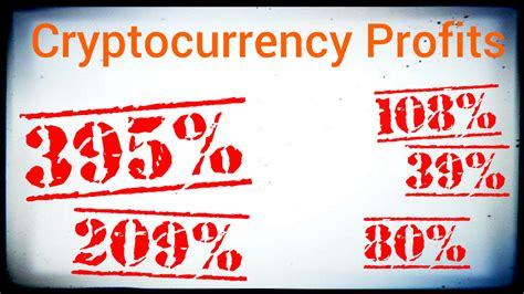 Profiting From Crypto's